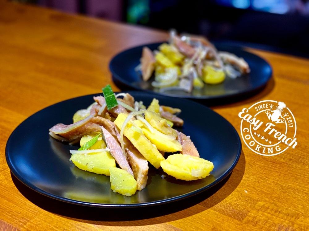 Herring salad - easyfrenchcooking.com