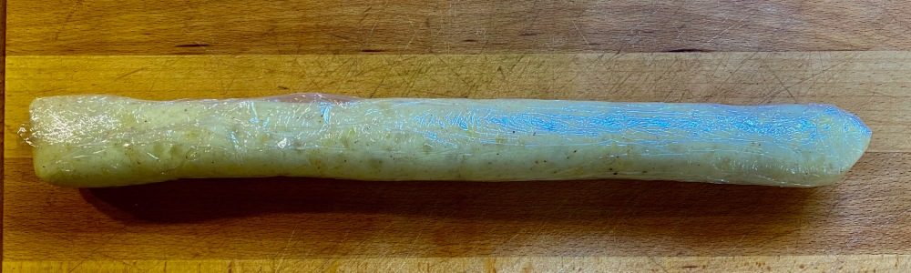 Roll of potatoes puree - easyfrenchcooking.com